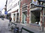 福岡市デンマーク家具店シーデスタよりロイヤルコペンハーゲン本店前