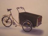 福岡市デンマーク家具店シーデスタよりデンマークの自転車1