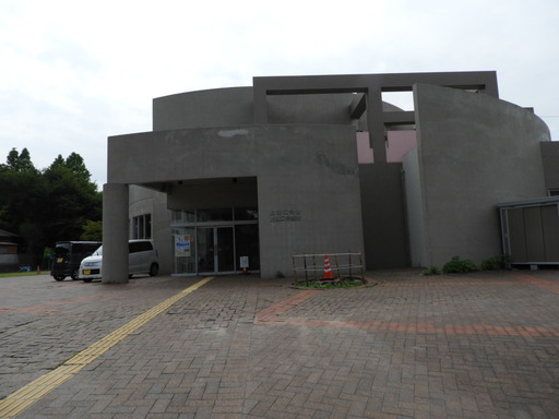 葉山の棚田 013上山口会館・上山口児童館