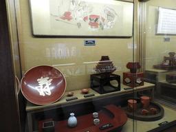 四国 261金陵蔵元歴史館 酒器