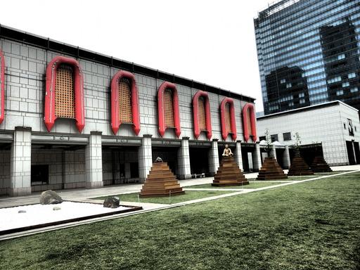 080横窯美術館
