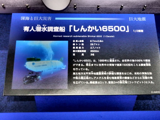 科博 深海 032
