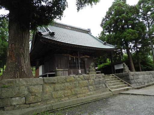 葉山の棚田 041杉山神社
