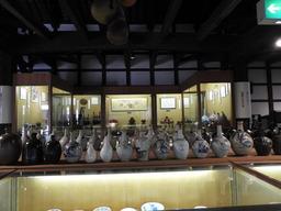 四国 263金陵蔵元歴史館 酒器