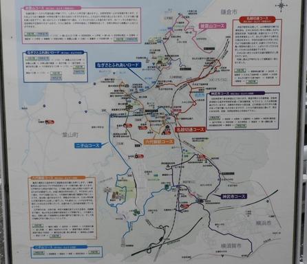 葉山の棚田 048地図