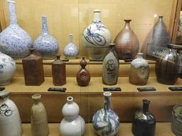 四国 258金陵蔵元歴史館 酒器