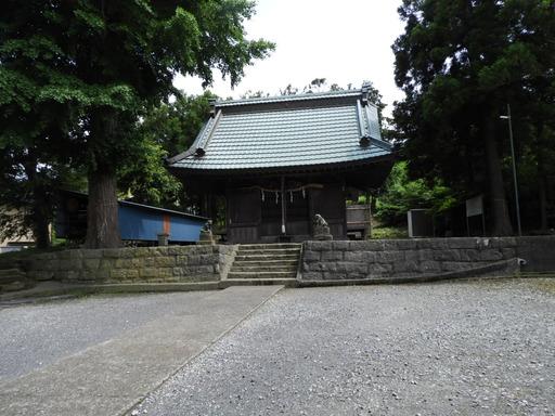 葉山の棚田 005杉山神社