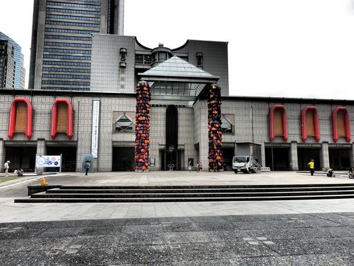 070横浜美術館入口