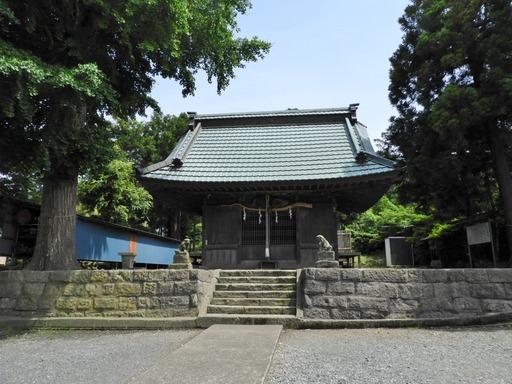 葉山の棚田 006杉山神社