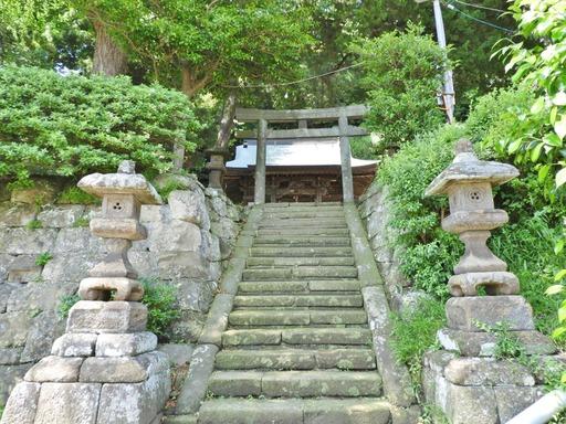 鎌倉 十二所神社 005