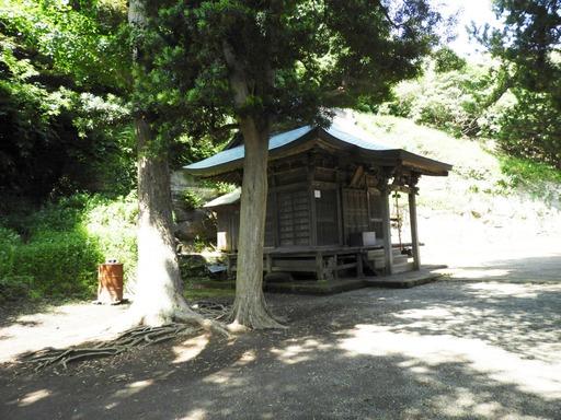 鎌倉 十二所神社 009