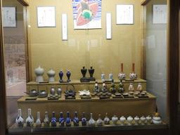 四国 259金陵蔵元歴史館 酒器