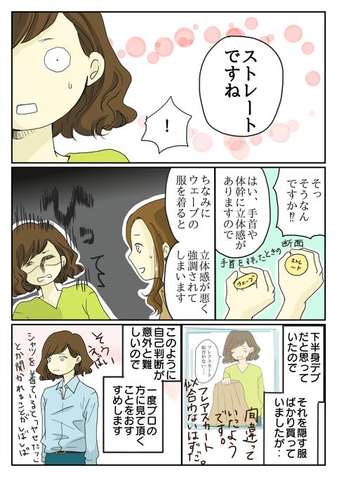 服装⑤【骨格診断】