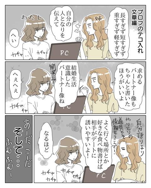 プロフテコ入れ②-1