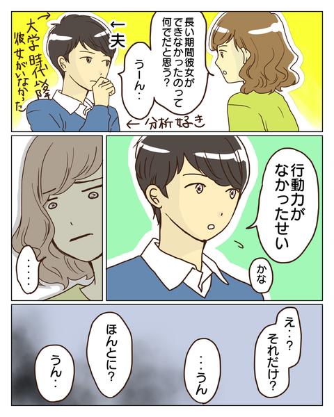 婚活夫婦の雑談【