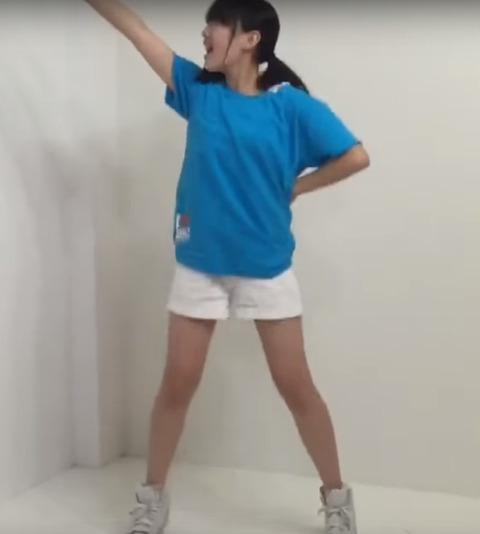 しこにー@踊ってみたまとめ(抜ける、しこれる踊ってみた) : 【JC】乳揺れが確認できるJCのTシャツで踊ってみた(膨らみ ブラチラ?)