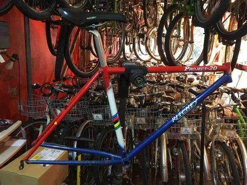 新しい自転車2