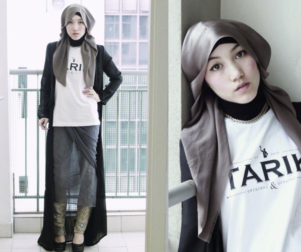 新しいムスリム・ファッションの...