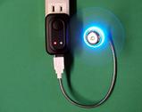 光る!USB扇風機