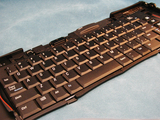 折りたたみキーボード(配列参照)