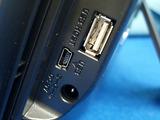 電源・USB端子