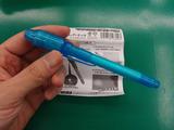 一見すると普通のペン