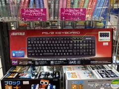 PS/2接続のキーボード