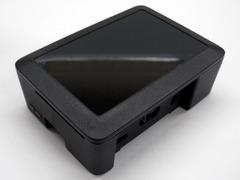mod Rpi2 Case Black1