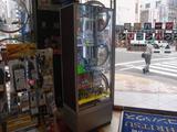 ロボット熱を反映する専用ショーケース