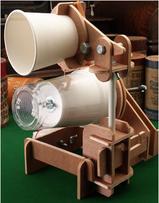 旧エジソンコップ式蓄音機