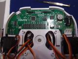 72:各サーボモータ基板差込確認