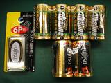 特価電池 1
