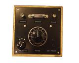 鉱石ラジオ-焼板-上
