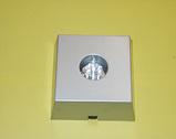 銀色LEDステージ