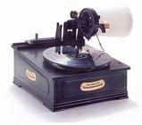 s-ベルリナー式蓄音機