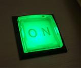 表示切替ON緑