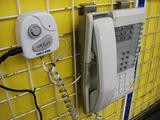 電話の拡声器使ってます