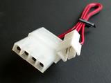 LED付きFAN付属変換ケーブル