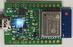 ESP-WROOM-02 starter board