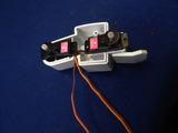 59:右腕ハンドサーボ取り付け位置確認