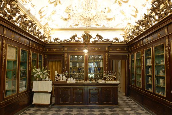 サンタマリアノヴェッラ本店