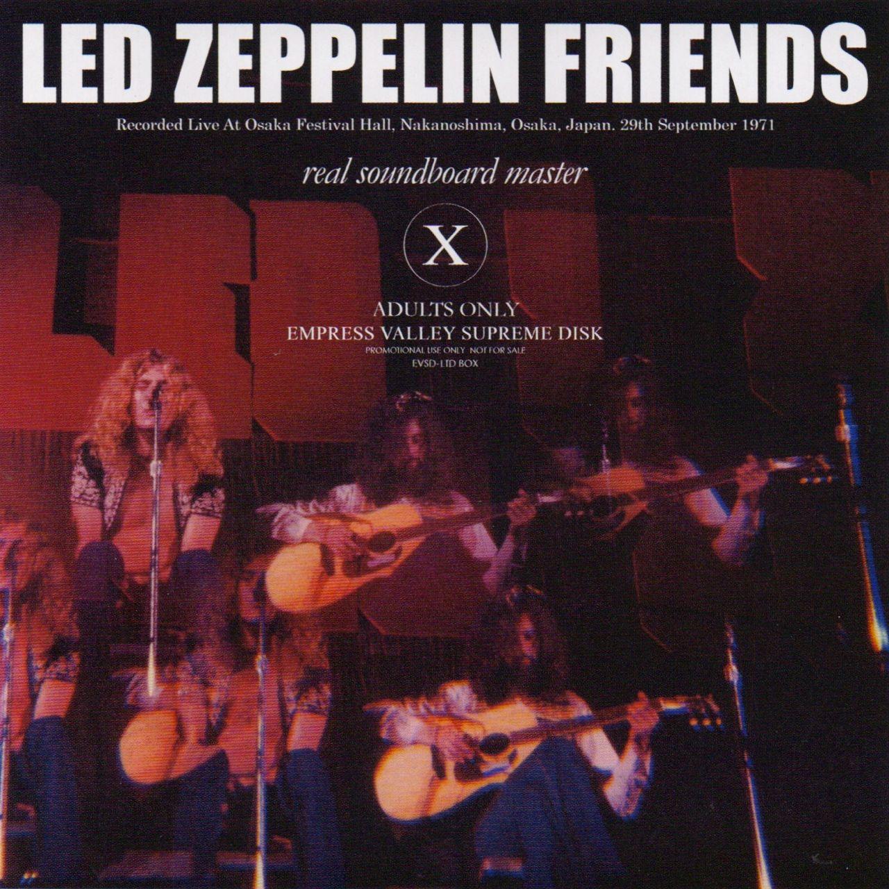 Silver Train:LED ZEPPELIN / FRIENDS