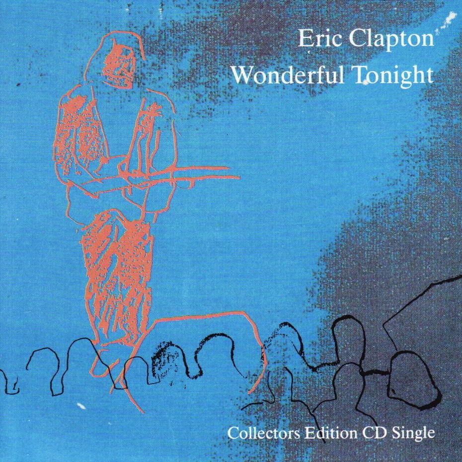 Wonderful Tonight Live Eric Clapton: Silver Train:ERIC CLAPTON / 24 NIGHTS
