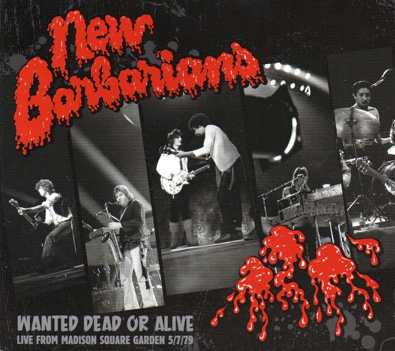 Silver Train New Barbarians Wanted Dead Or Alive Live From Madison Square Garden 5 7 79
