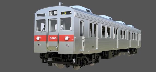 M2c 8600-6アクリル v28