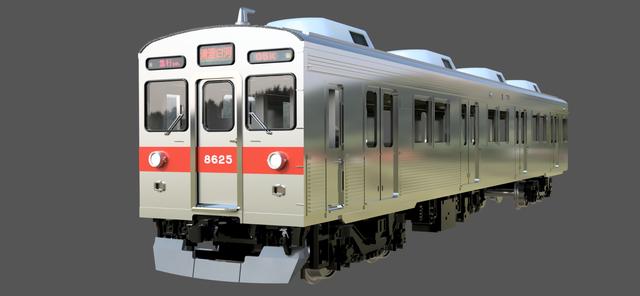 M2c 8600-6アクリル v19