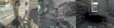 倉庫階段から2倉庫