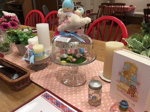 【お台場】Café de Miki with Hello Kittyでパンケーキ&パフェ