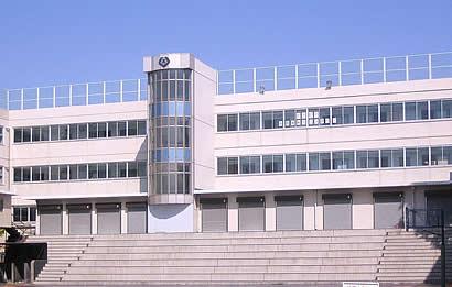 堀越_旧校舎