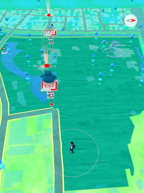 岡崎公園全体